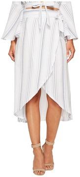 Clayton Wrap Skirt
