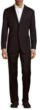 Hickey Freeman Classic-Fit Milburn Wool Suit