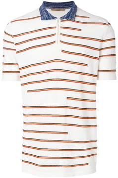 Nuur striped polo shirt
