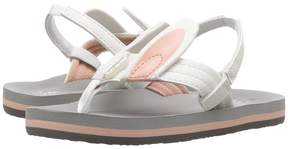 Reef Little Ahi Cuties Girls Shoes