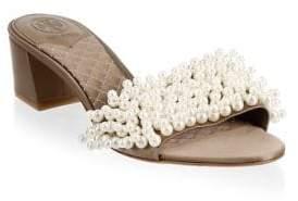 Tory Burch Tatian Dust Slide Sandals
