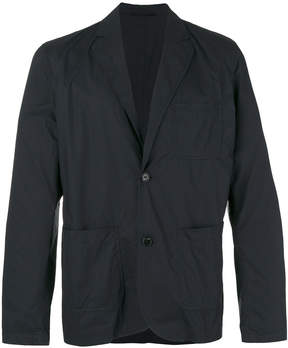 Closed loose-fit blazer