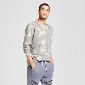Jackson Men's Long Sleeve Curved Hem T-Shirt Camo