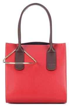 Roksanda Mini Weekend leather handbag