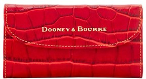 Dooney & Bourke City Lafayette Continental Clutch Wallet - RED - STYLE