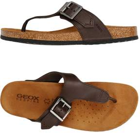 Geox Toe strap sandals