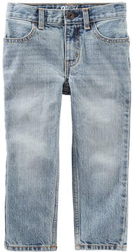 Osh Kosh Oshkosh Straight Jeans Sun Faded Light - Preschool Boys