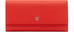 MCM Milla Three Fold Wallet In Park Avenue Leather