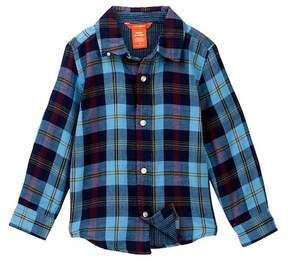 Joe Fresh Double Gauze Woven Shirt (Toddler & Little Boys)
