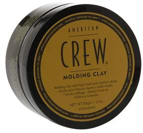 American Crew Molding Clay, High Hold with Medium Shine