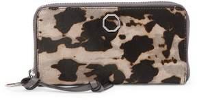 Louise et Cie Averi Genuine Calf Hair Wallet