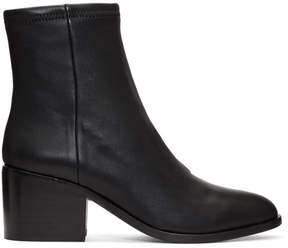Opening Ceremony Black Livv Stretch Boots