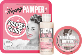 Soap & Glory Happy Pamper Gift Set