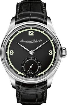 IWC IW510205 Portugieser alligator-leather watch