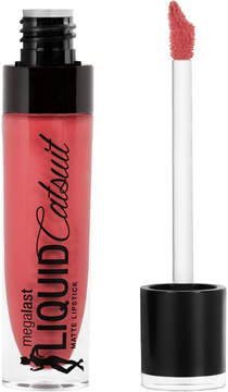 Wet n Wild Megalast Liquid Catsuit Lipstick - Coral Corruption