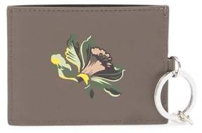 AllSaints Flora Leather Cardholder