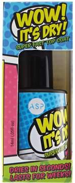 ASP WOW Its Dry Top Coat