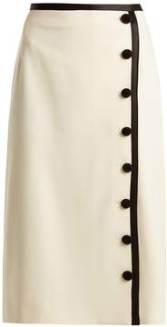 Altuzarra Christofor wool pencil skirt