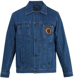 Craig Green Cut-out denim jacket