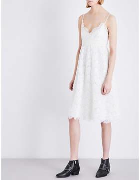 Claudie Pierlot Rieuse lace dress