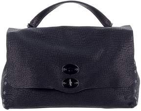 Zanellato Blu Leather Handbag