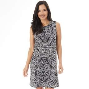 Apt. 9 Women's Printed Swing Dress