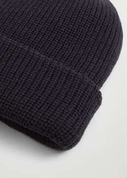 Mango Outlet Knit beanie