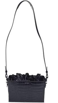 Off-White Off White Embossed Cocco Shoulder Bag