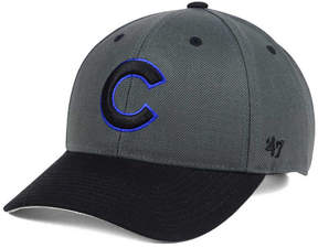 '47 Chicago Cubs 2Tone Charcoal/Black Pop Mvp Cap