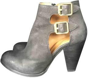 Carvela Leather boots