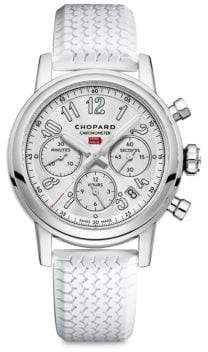 Chopard Mille Miglia Classic Stainless Steel Chronograph Watch