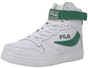 Fila Men's Fx-100 White / Fairway High-Top Basketball Shoe - 13M