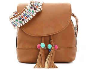 Women's Asireria Shoulder Bag -Black
