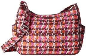Vera Bradley On the Go Cross Body Handbags - AUTUMN LEAVES - STYLE