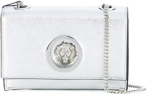 Versus logo plaque clutch
