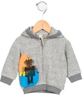 Paul Smith Boys' Robot Graphic Hooded Sweatshirt w/ Tags