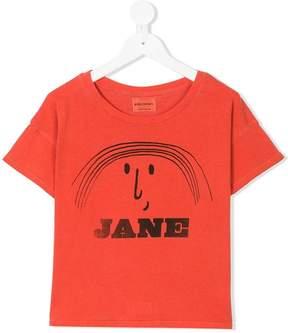 Bobo Choses Jane print T-shirt