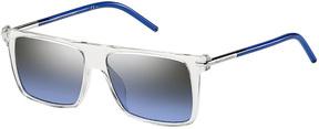 Safilo USA Marc Jaocobs 46/s Rectangle Sunglasses