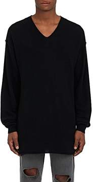 NSF Men's Wool-Cashmere Oversized Sweater