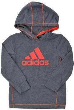 adidas Coast To Coast Hoodie - Dark Grey - Boys - 5