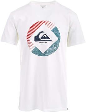 Quiksilver Men's Hot Plate Graphic-Print T-Shirt