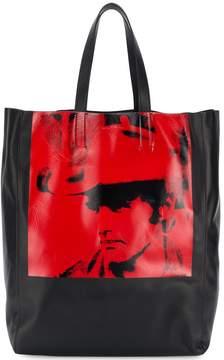 Calvin Klein Dennis Hopper tote bag