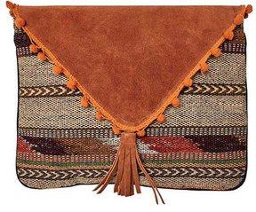Women's San Diego Hat Company Navajo Pattern Clutch BSB3542