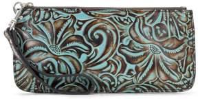 Patricia Nash Vercelli Leather Wallet Wristlet