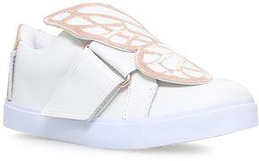 Sophia Webster Bibi Butterfly Low Top Sneakers