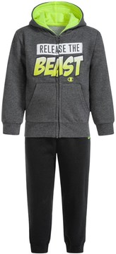 Champion Release the Beast Sweat Set (For Infant Boys)