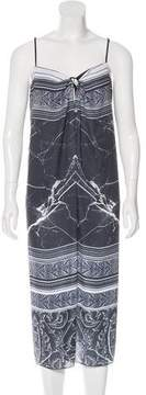 Clover Canyon Printed Sleeveless Dress