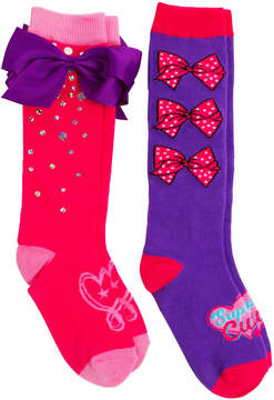 Nickelodeon 2 Pair Knee High Socks