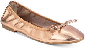 Rialto Sunshine Stretch Flats, Created for Macy's Women's Shoes