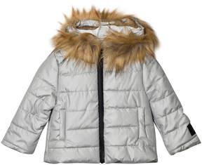 Diadora Silver Gannet Peak Snow Jacket